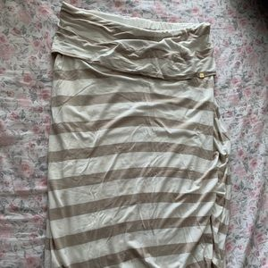 EUC Calvin Klein Long Maxi Skirt